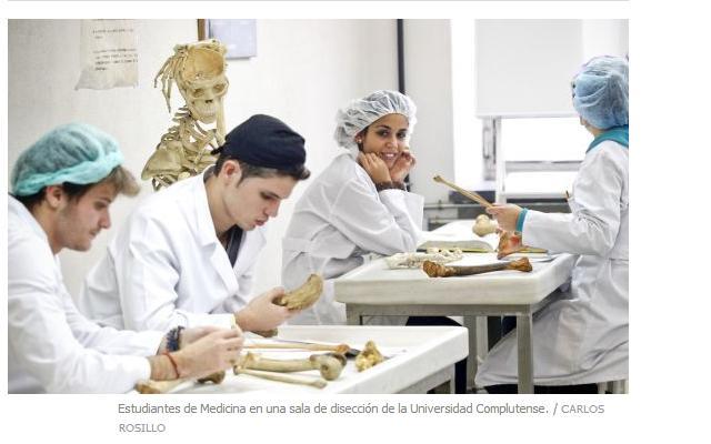 La simulación en las facultades de medicina