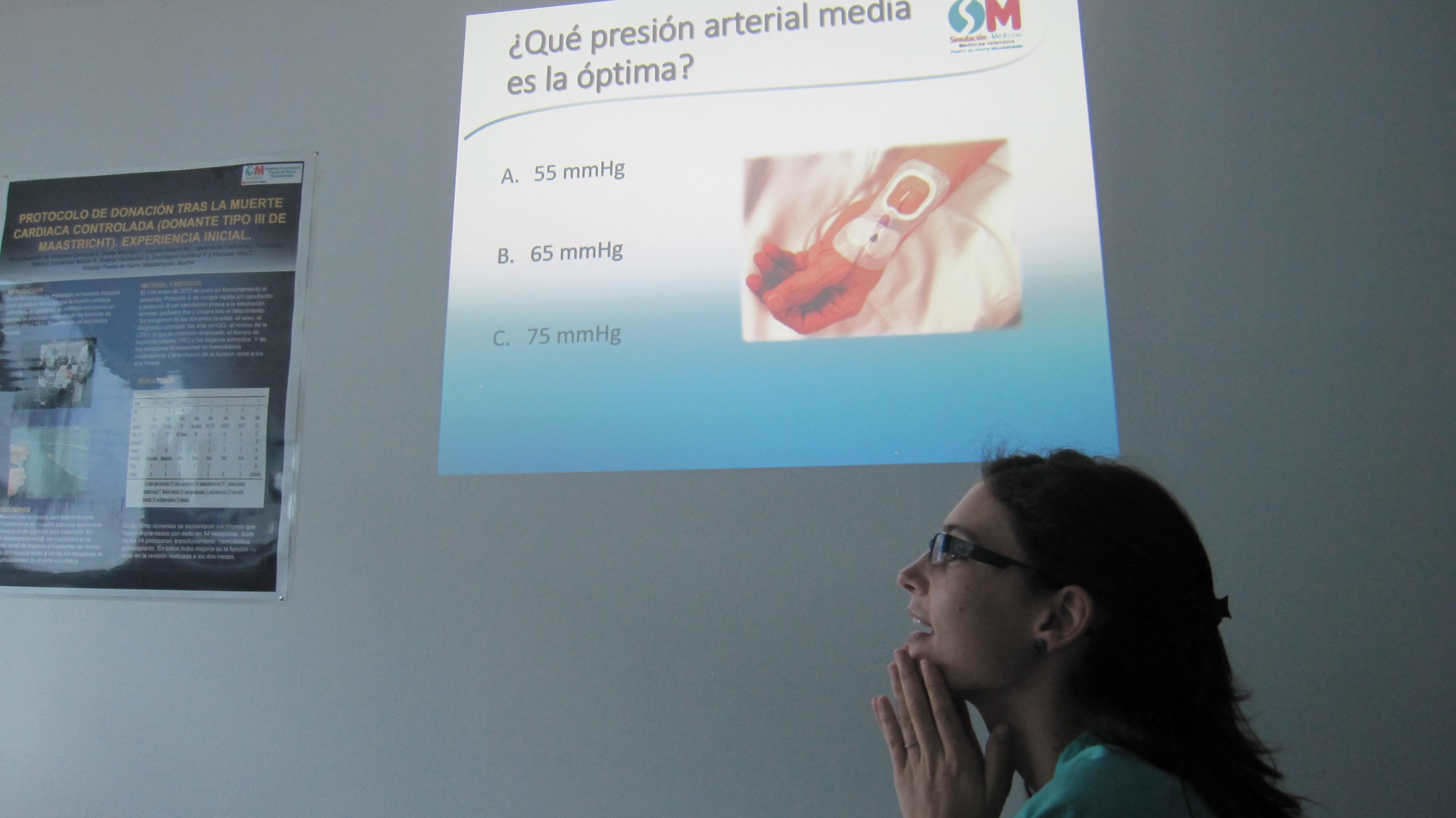 Monitorización hemodinámica en el shock