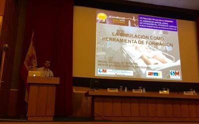 Participación en las VII Jornadas Madrileñas de Atención al Paciente Crítico de la SOMIAMA