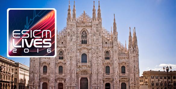 Hemos estado en el Congreso ESICM 2016 en Milán