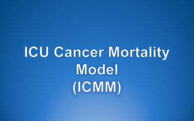 ICU Cancer Mortality Model (ICMM)